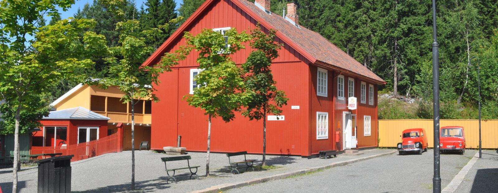 Norwegian Post Museum, Maihaugen, Lillehammer