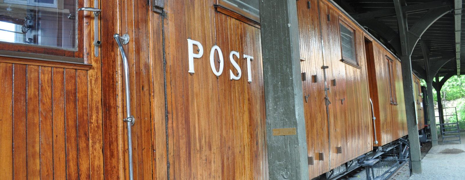 Post by Rail