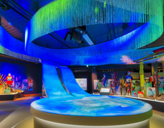 The Norwegian Olympic museum, Maihaugen, Lillehammer